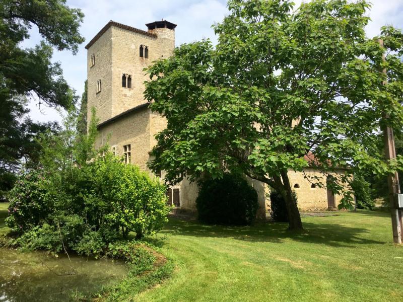 Sale chateau Lannepax 630000€ - Picture 1