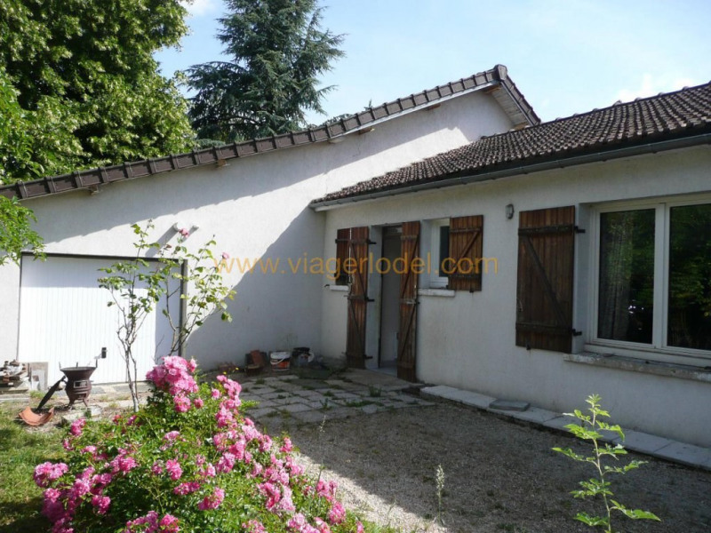 Life annuity house / villa Varennes jarcy 40000€ - Picture 4