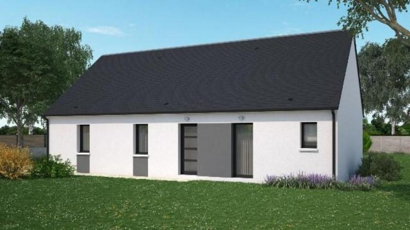 Maison  5 pièces + Terrain 1000 m² Naintré par maisons PRIMEA