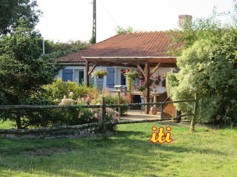 Vente maison / villa Chateau d olonne 472 500€ - Photo 1