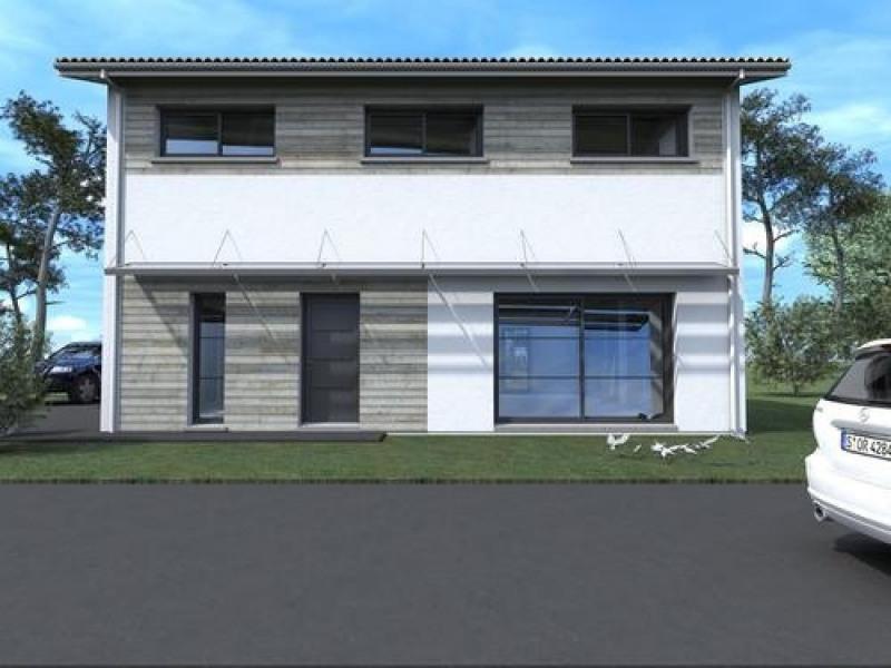 Maison  5 pièces + Terrain 810 m² Martillac par TANAIS HABITAT
