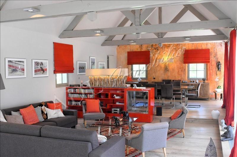 Vente de prestige maison / villa Lamorlaye 990000€ - Photo 2