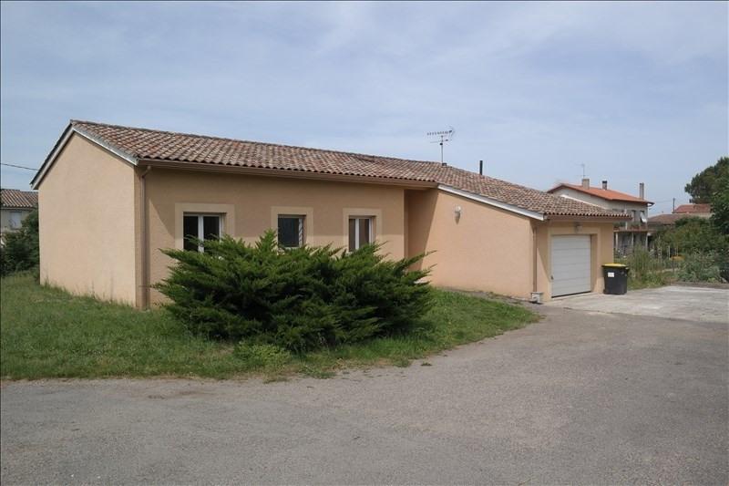 Rental house / villa Grisolles 837€ CC - Picture 1