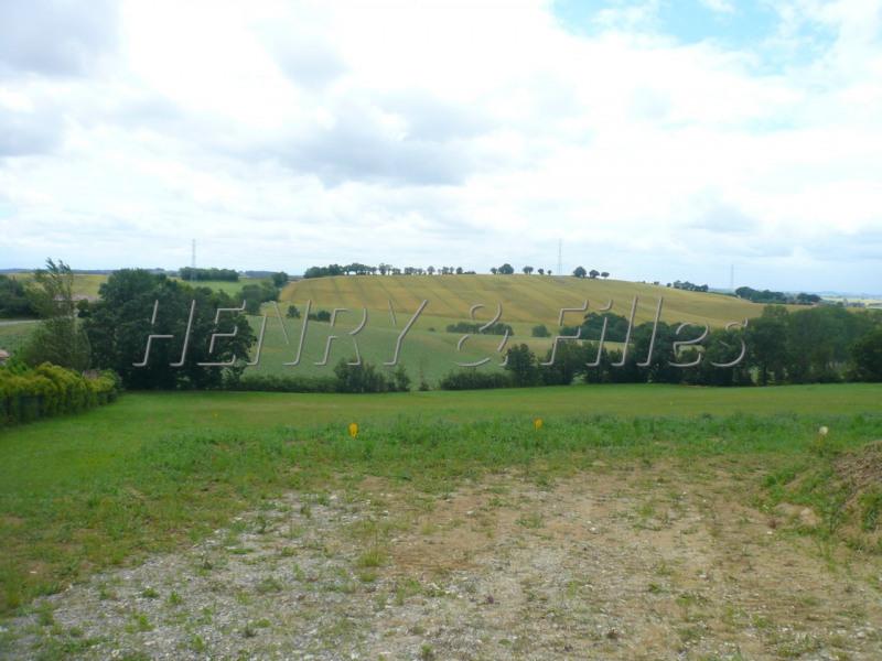Vente terrain Entre samatan et gimont 55000€ - Photo 2