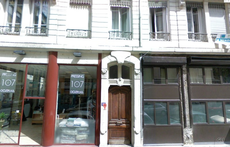 Rental apartment Lyon 6ème 490€ CC - Picture 1