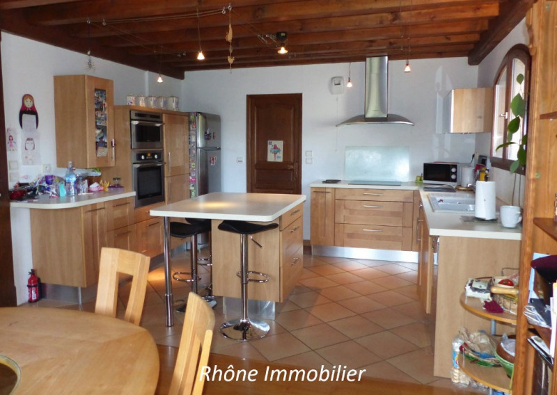 Vente maison / villa Villette d anthon 439 000€ - Photo 6