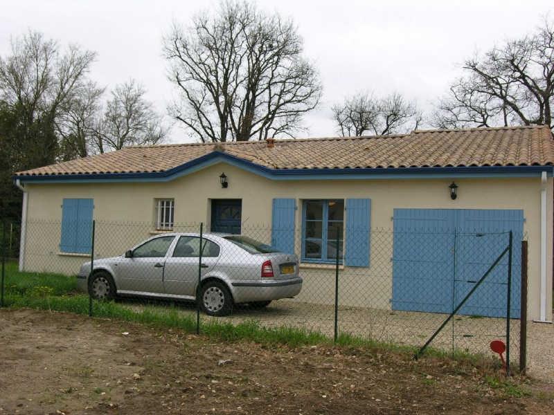 Maison prignac et marcamps - 4 pièce (s) - 88 m²