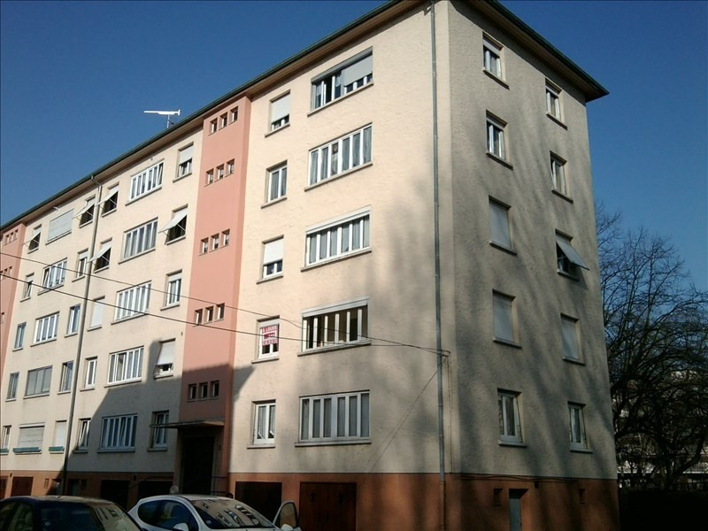 Rental apartment Lingolsheim 663€ CC - Picture 1