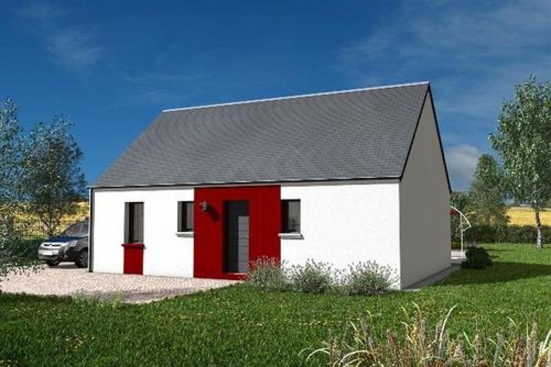 Maison  3 pièces + Terrain 500 m² Vendôme par maisons PRIMEA