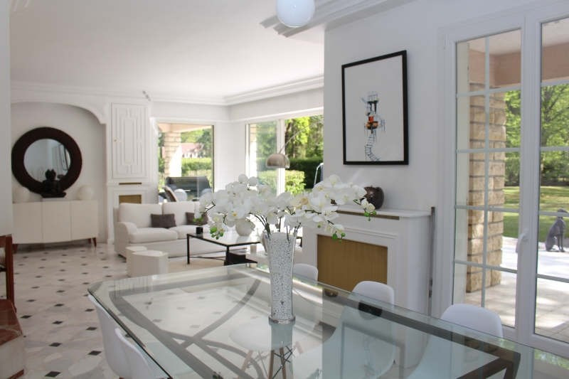 Deluxe sale house / villa Lamorlaye 745000€ - Picture 3
