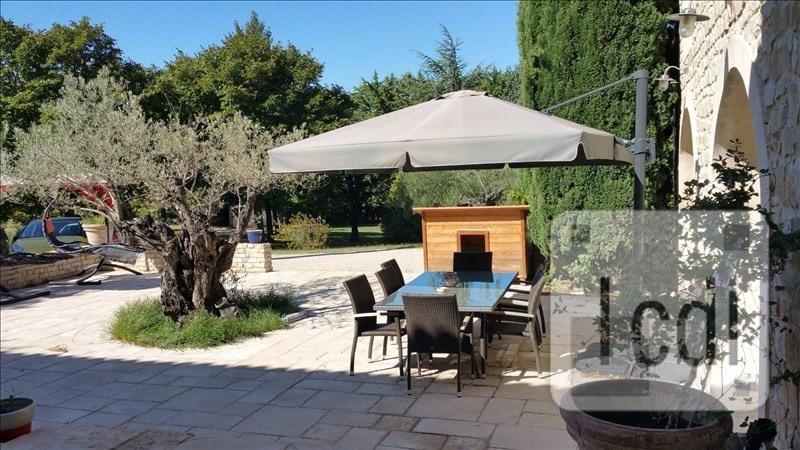 Vente de prestige maison / villa St gervais sur roubion 1035000€ - Photo 3