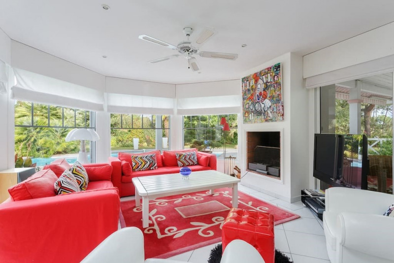 Vacation rental house / villa Gujan-mestras 3000€ - Picture 4