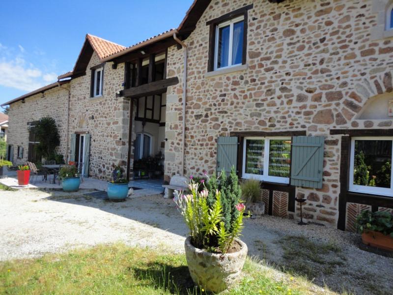 Deluxe sale house / villa Feytiat 595000€ - Picture 1