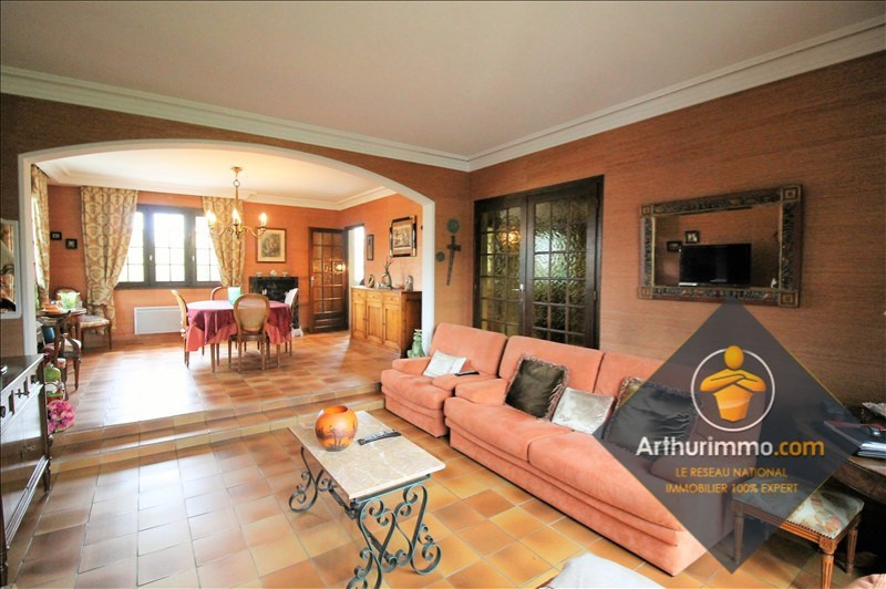 Sale house / villa Villette d anthon 297 000€ - Picture 8