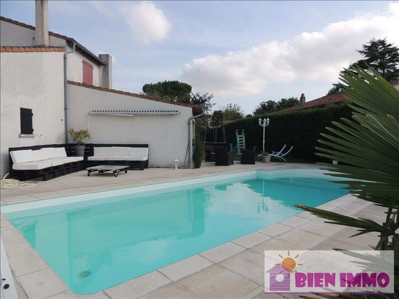 Vente maison / villa Saint sulpice de royan 349 900€ - Photo 2
