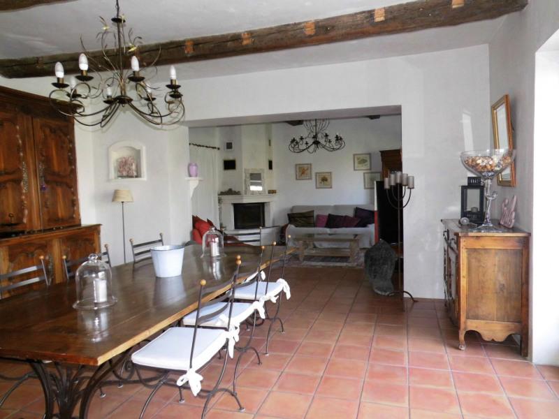 Deluxe sale house / villa Vedene 699000€ - Picture 5