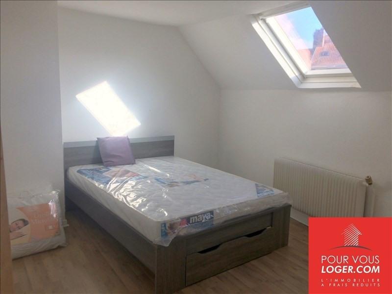 Rental apartment Boulogne sur mer 500€ CC - Picture 4