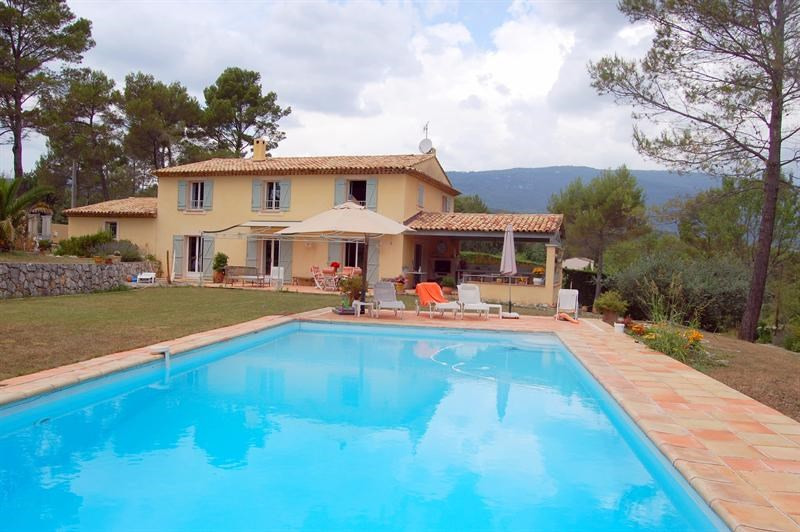 Deluxe sale house / villa Seillans 787000€ - Picture 1