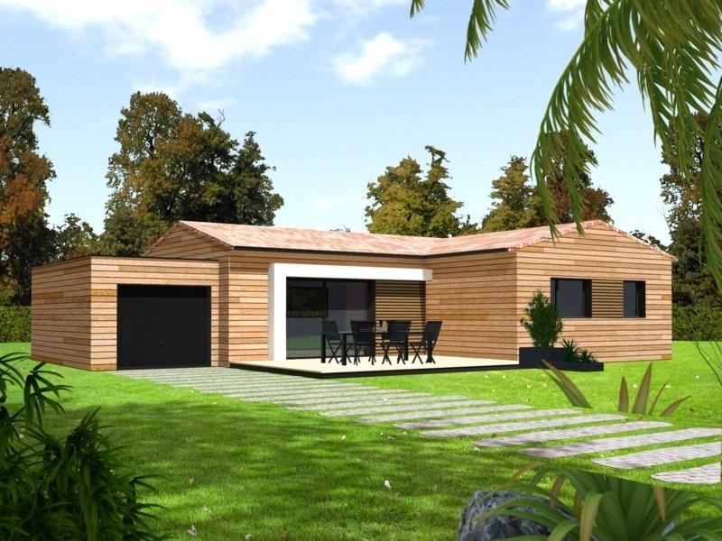 Maison  5 pièces + Terrain 812 m² Bazoches sur Guyonne par PRIMOBOIS