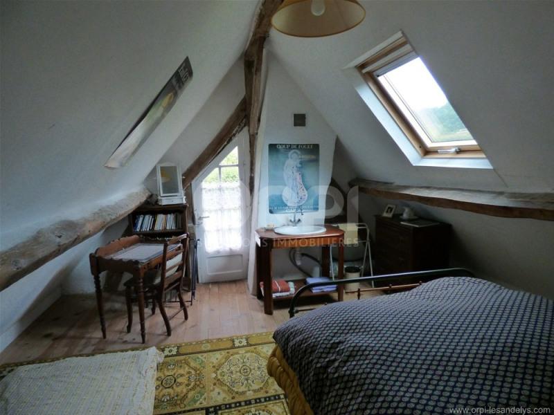 Vente maison / villa Lyons-la-forêt 167000€ - Photo 9