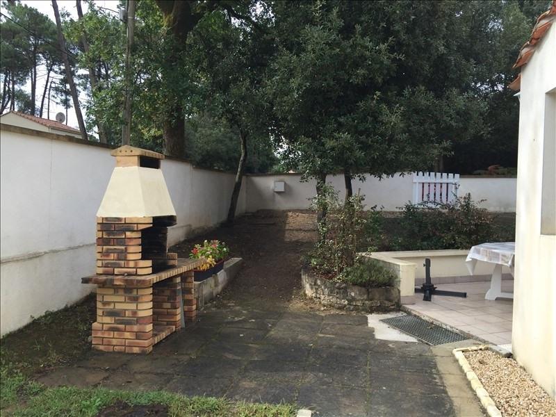 Vente maison / villa Jard sur mer 270400€ - Photo 3