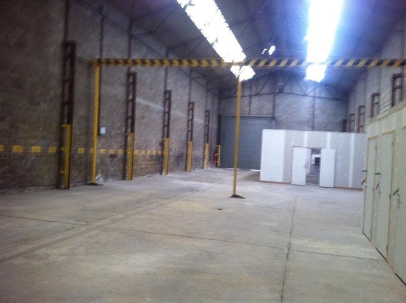 Location Local d'activités / Entrepôt Gonfreville-l'Orcher 0