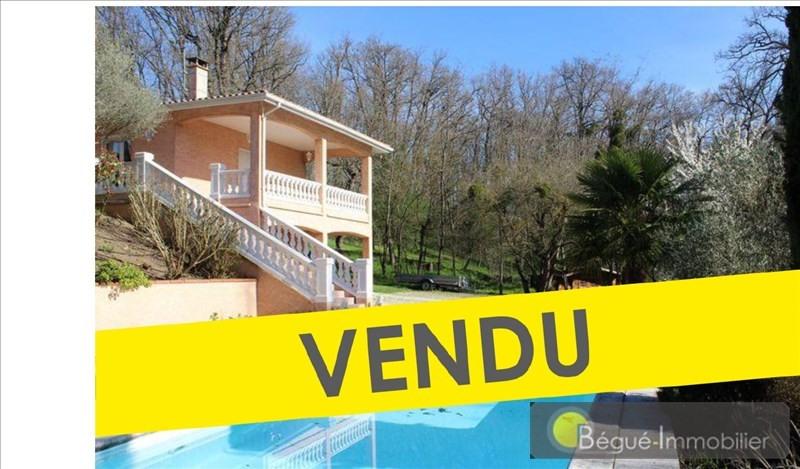 Vente maison / villa Leguevin 490000€ - Photo 1