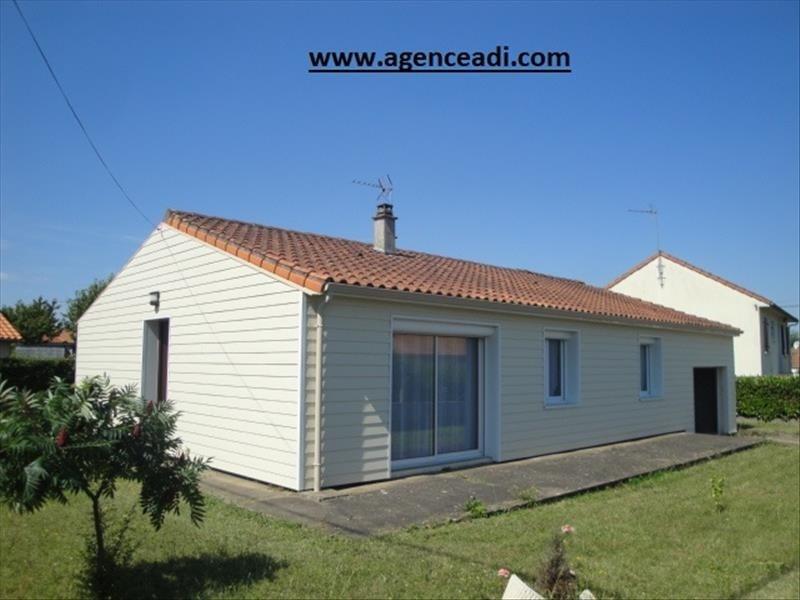 Vente maison / villa La creche 149500€ - Photo 1