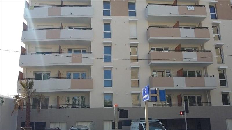 Rental apartment Marseille 5ème 535€ CC - Picture 1