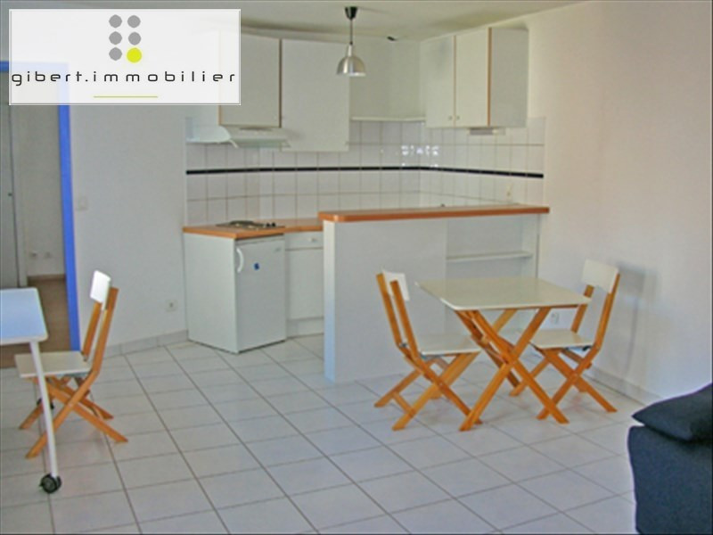Rental apartment Le puy en velay 414,79€ CC - Picture 1