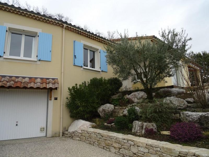 Vente maison / villa Montéléger 437000€ - Photo 2