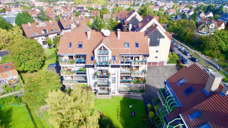 Vente appartement Strasbourg 367500€ - Photo 2