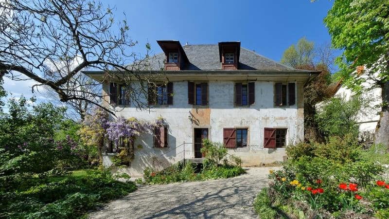 Vente de prestige maison / villa St alban leysse 660000€ - Photo 2