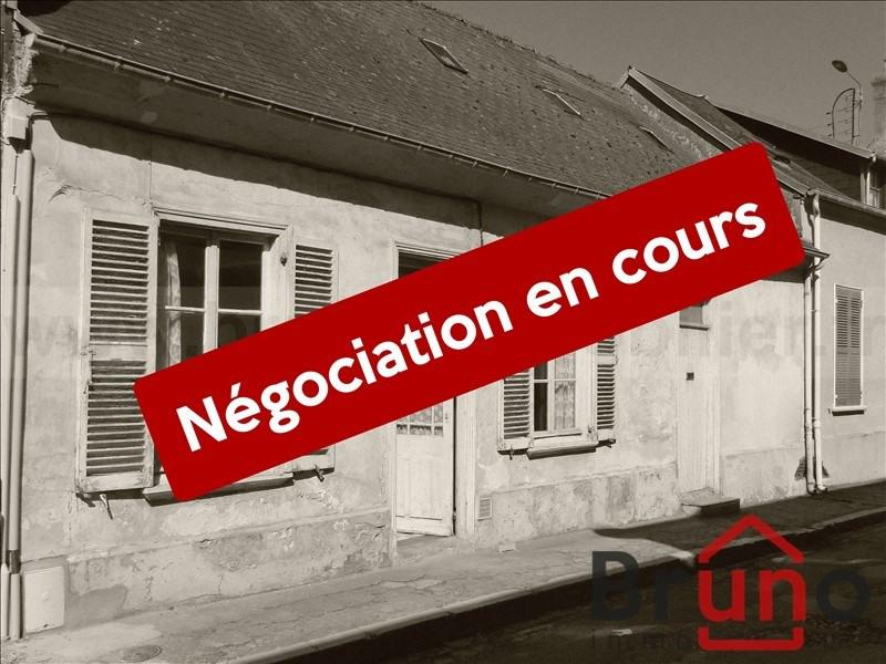 Revenda casa Le crotoy 183500€ - Fotografia 1