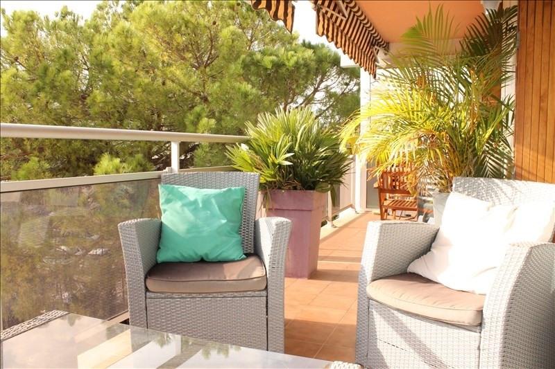 Sale apartment La garde 295000€ - Picture 1