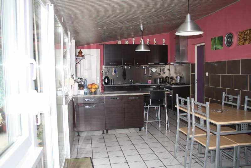 Sale house / villa Hautmont 137100€ - Picture 4