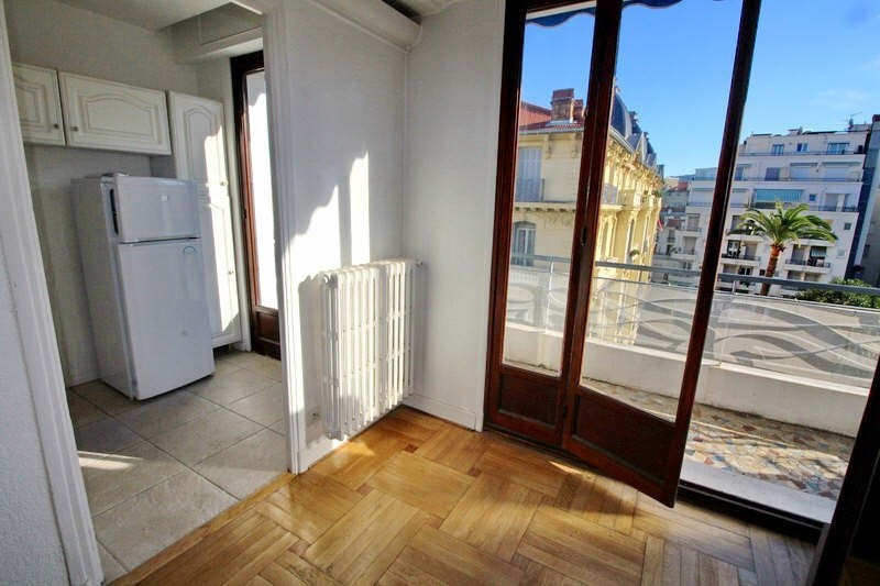Rental apartment Nice 625€+ch - Picture 3