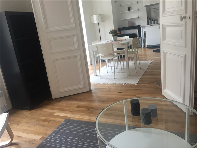 Rental apartment Paris 17ème 1 700€ CC - Picture 8