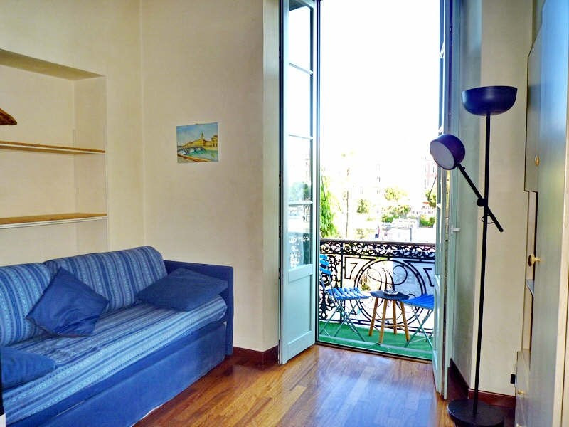 Rental apartment Nice 600€ CC - Picture 3