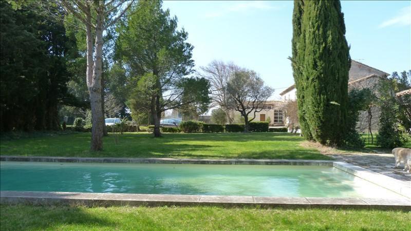 Deluxe sale house / villa Courthezon 650000€ - Picture 2