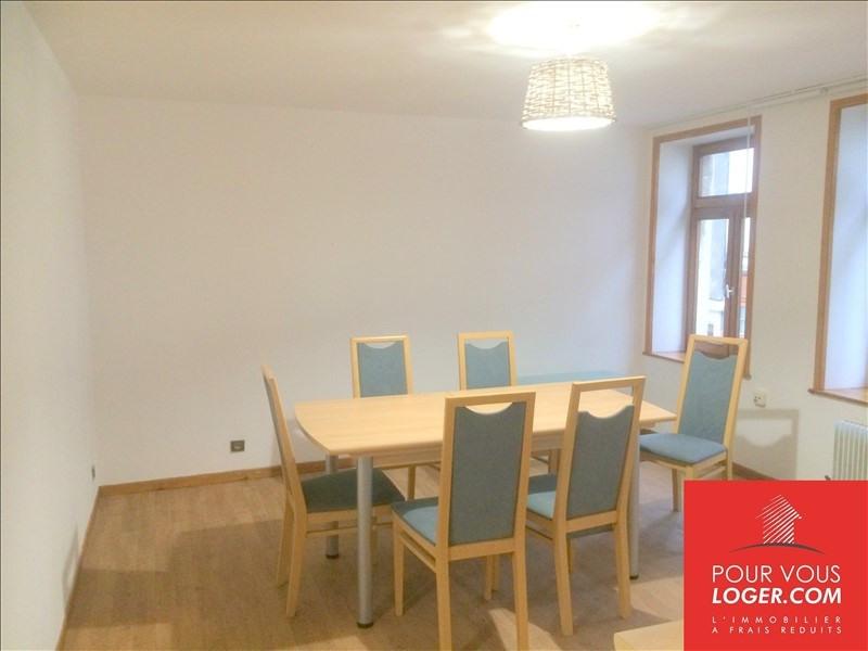 Rental apartment Boulogne sur mer 460€ CC - Picture 2