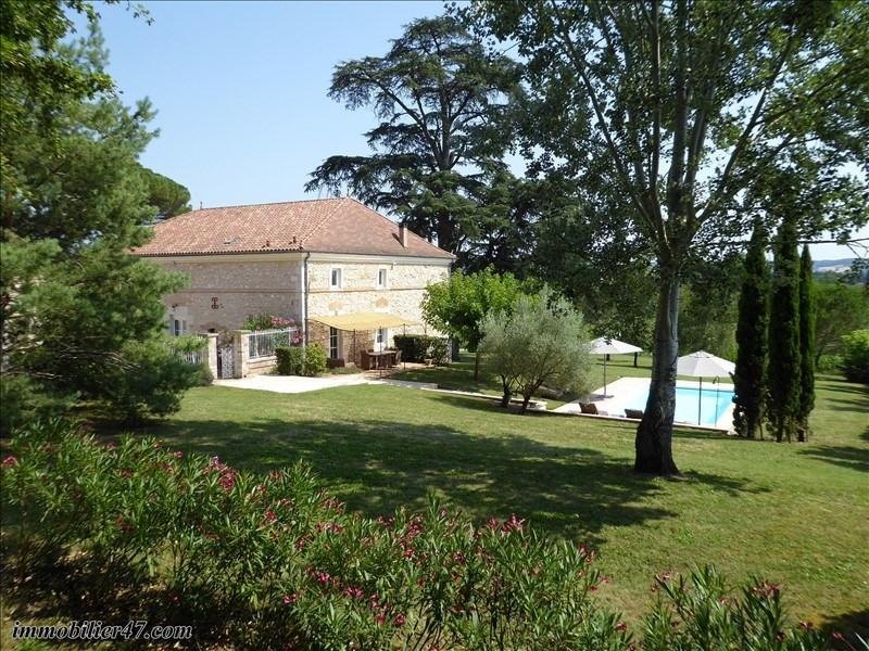 Deluxe sale house / villa Castelmoron sur lot 535000€ - Picture 17