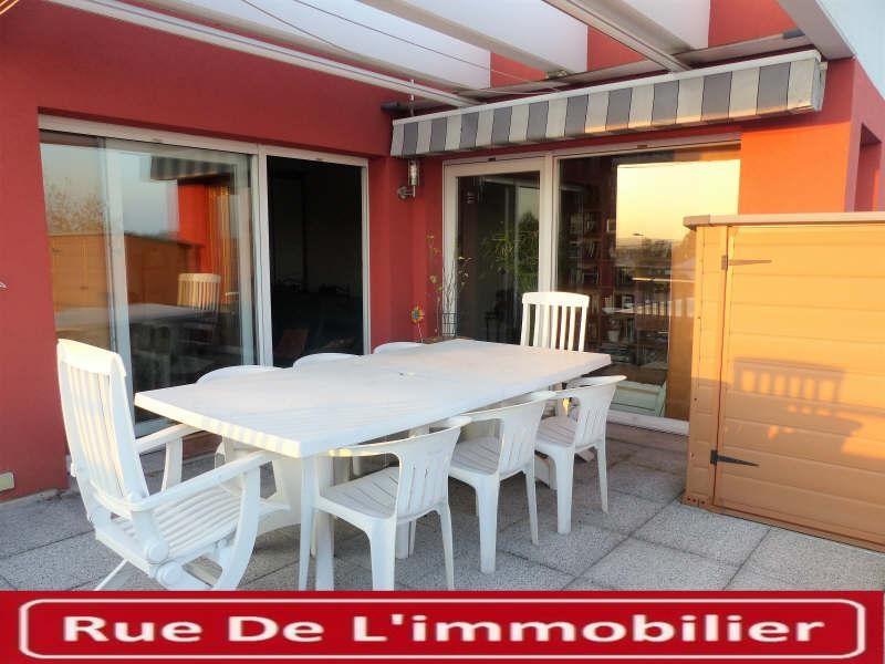 Sale apartment Haguenau 317000€ - Picture 1