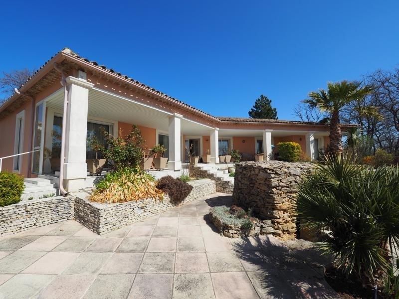 Deluxe sale house / villa Uzes 585000€ - Picture 11