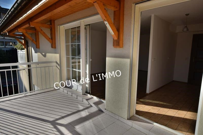 Vente appartement Ambilly 275 000€ - Photo 1