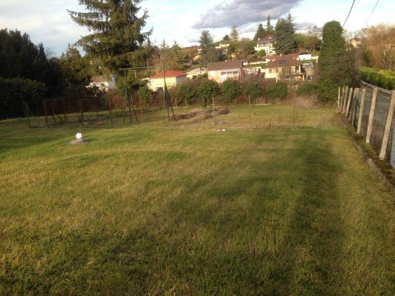 Vente terrain Villette d anthon 165000€ - Photo 1