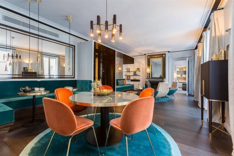 Revenda residencial de prestígio apartamento Paris 6ème 4750000€ - Fotografia 3
