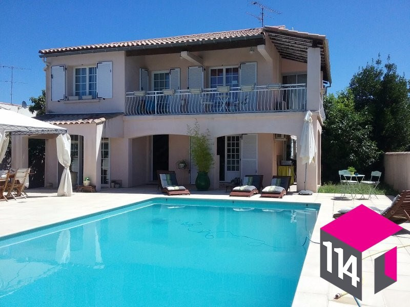 Sale house / villa Baillargues 447 000€ - Picture 1