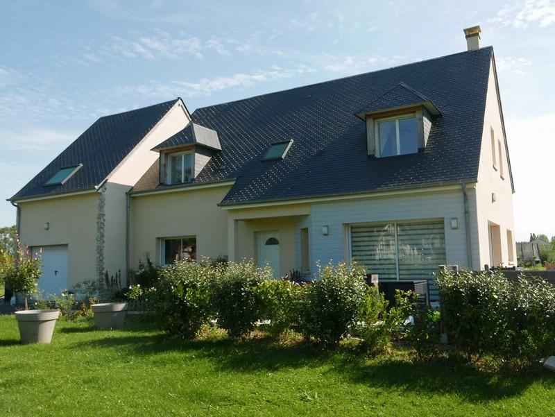 Sale house / villa Touques 498250€ - Picture 1