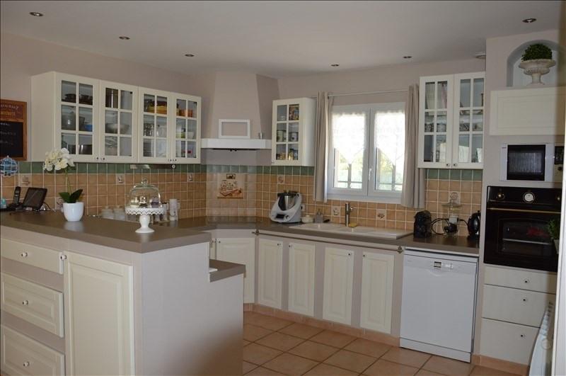 Verkoop  huis Le thor 335000€ - Foto 3
